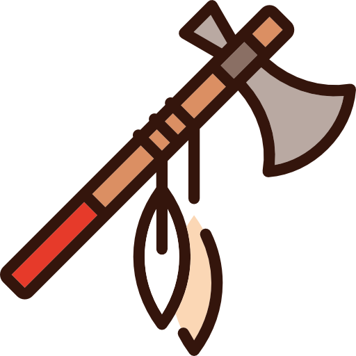 Native american spear png. Tomahawk icon svg
