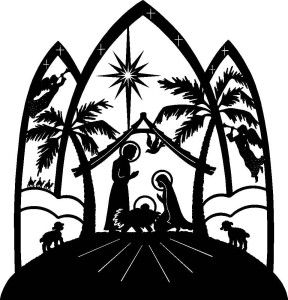 Nativity clipart christmas pageant. Springfield s th annual