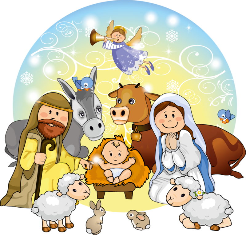 Nativity clipart december. Pm nursery and