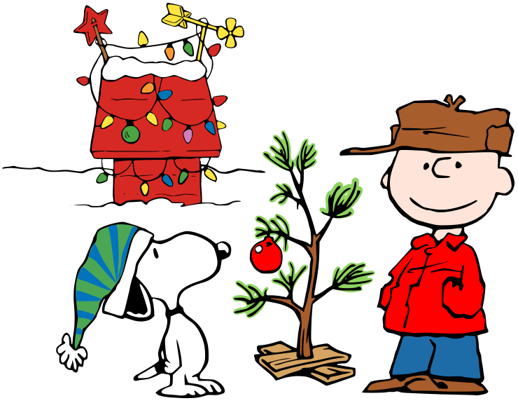 Nativity clipart peanuts. Library charlie brown christmas