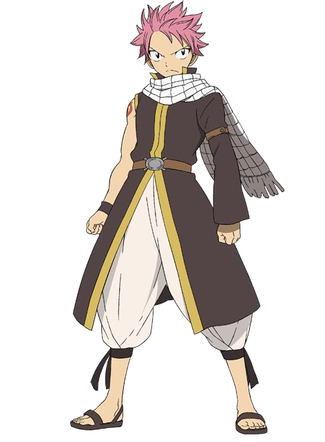 Natsu dragneel genderbend png. From fairy tail anime