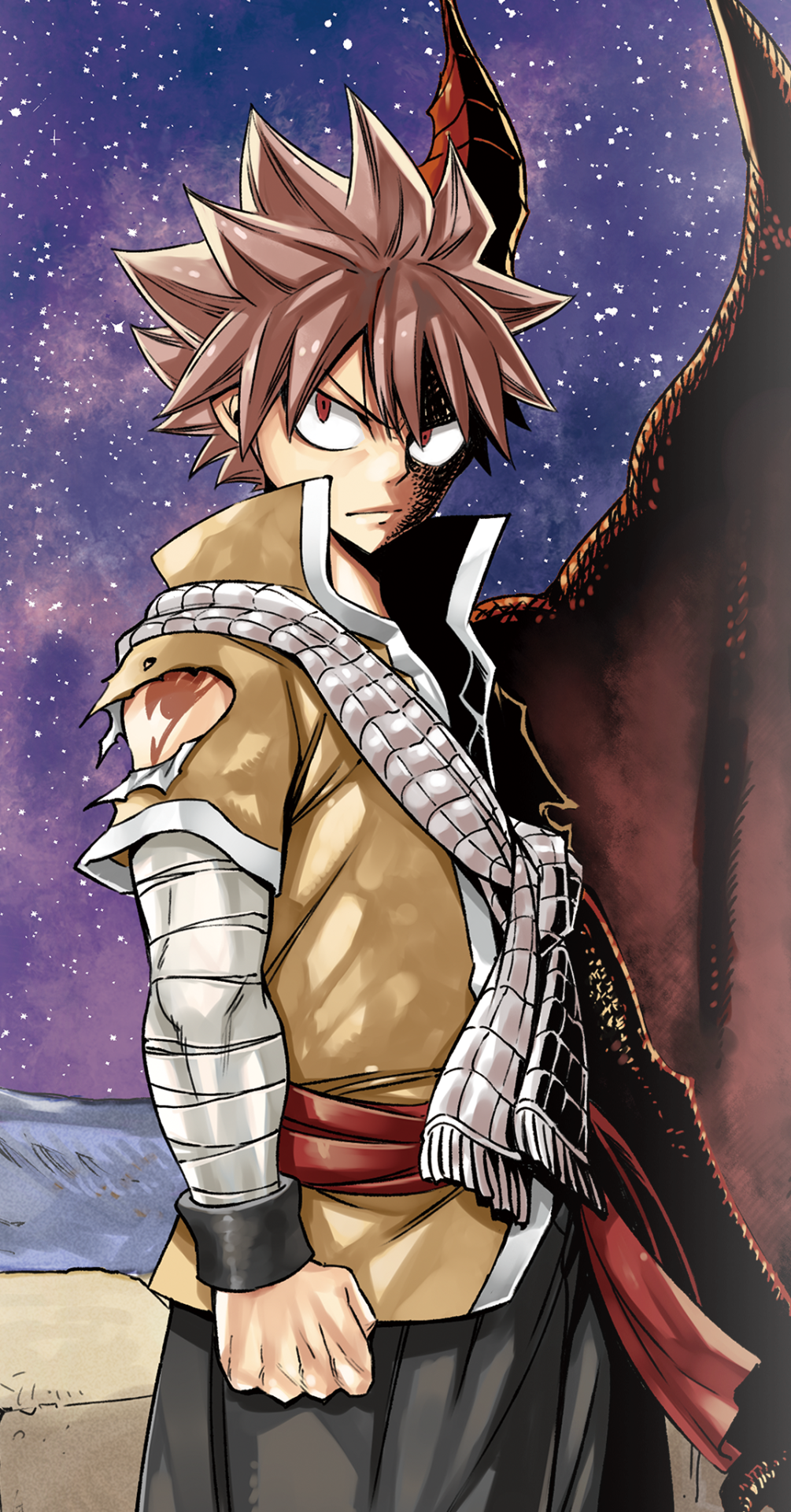 Natsu dragneel genderbend png. In dragon cry the