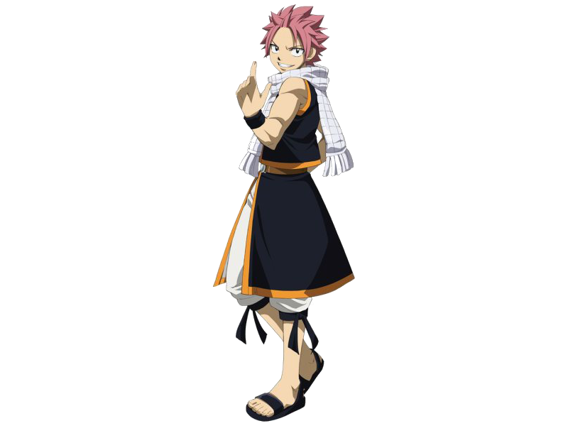 Natsu png. Image dragneel fairy tail