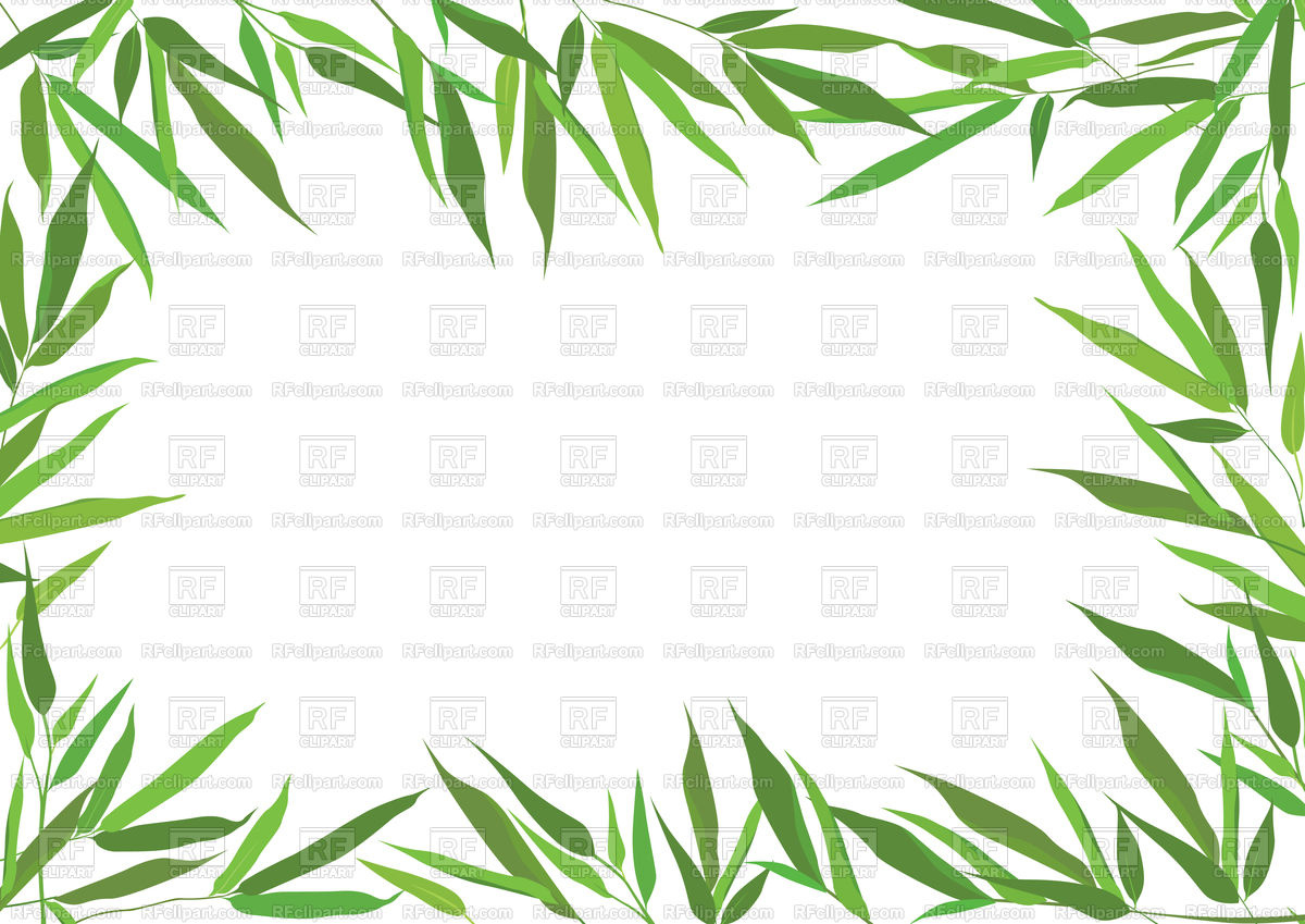 Nature clipart frame. Spring vector image artwork clip royalty free stock