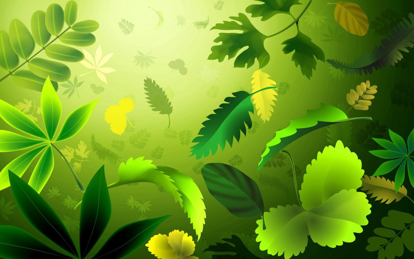 Nature clipart greenery. Free background desktop wallpaper banner royalty free library