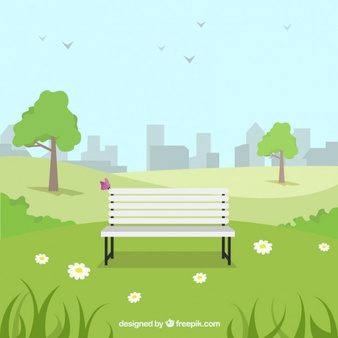 Park vectors photos and. Nature clipart playground vector free stock