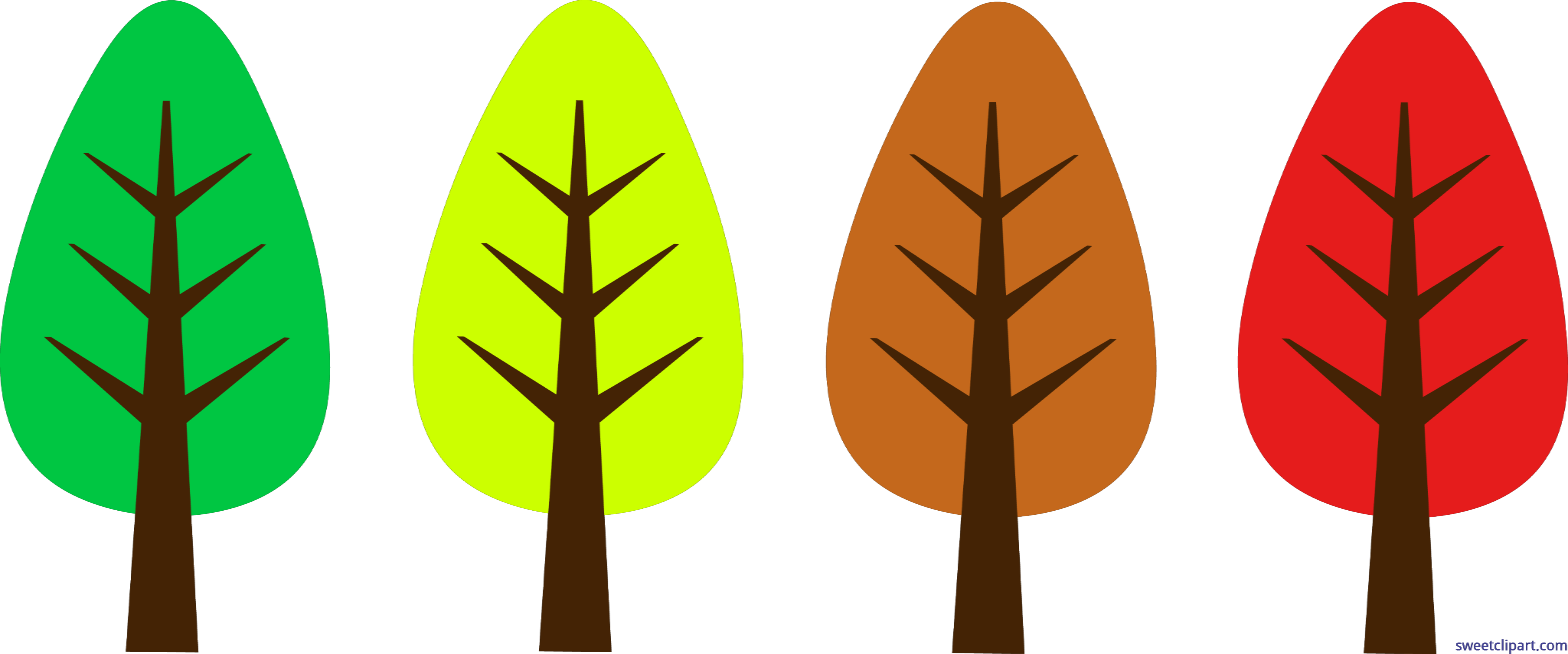 Scenes at getdrawings com. Nature clipart tree image free download