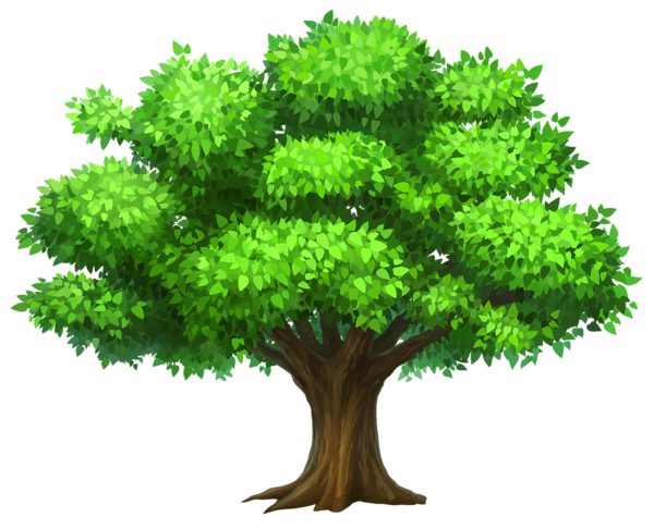 Nature clipart tree. Craft projects clipartoons