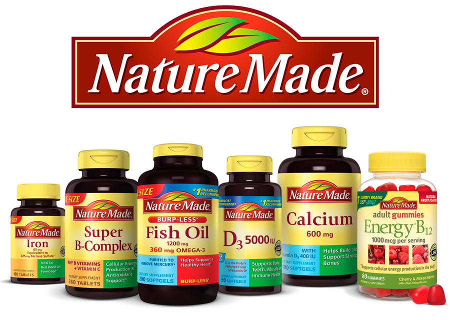 Nature made logo png. Pharmavite our products