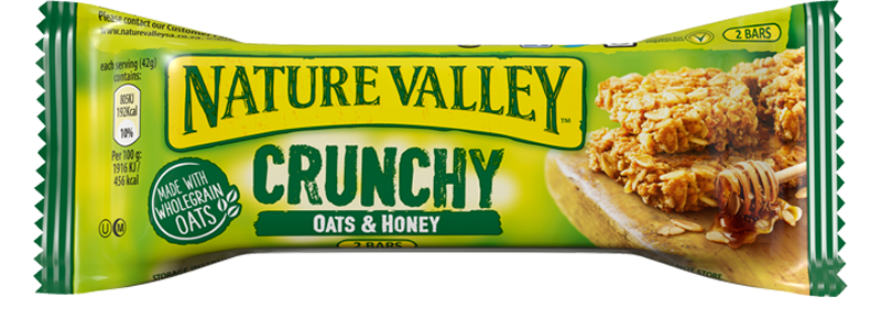 Nature valley logo png. Oats honey information