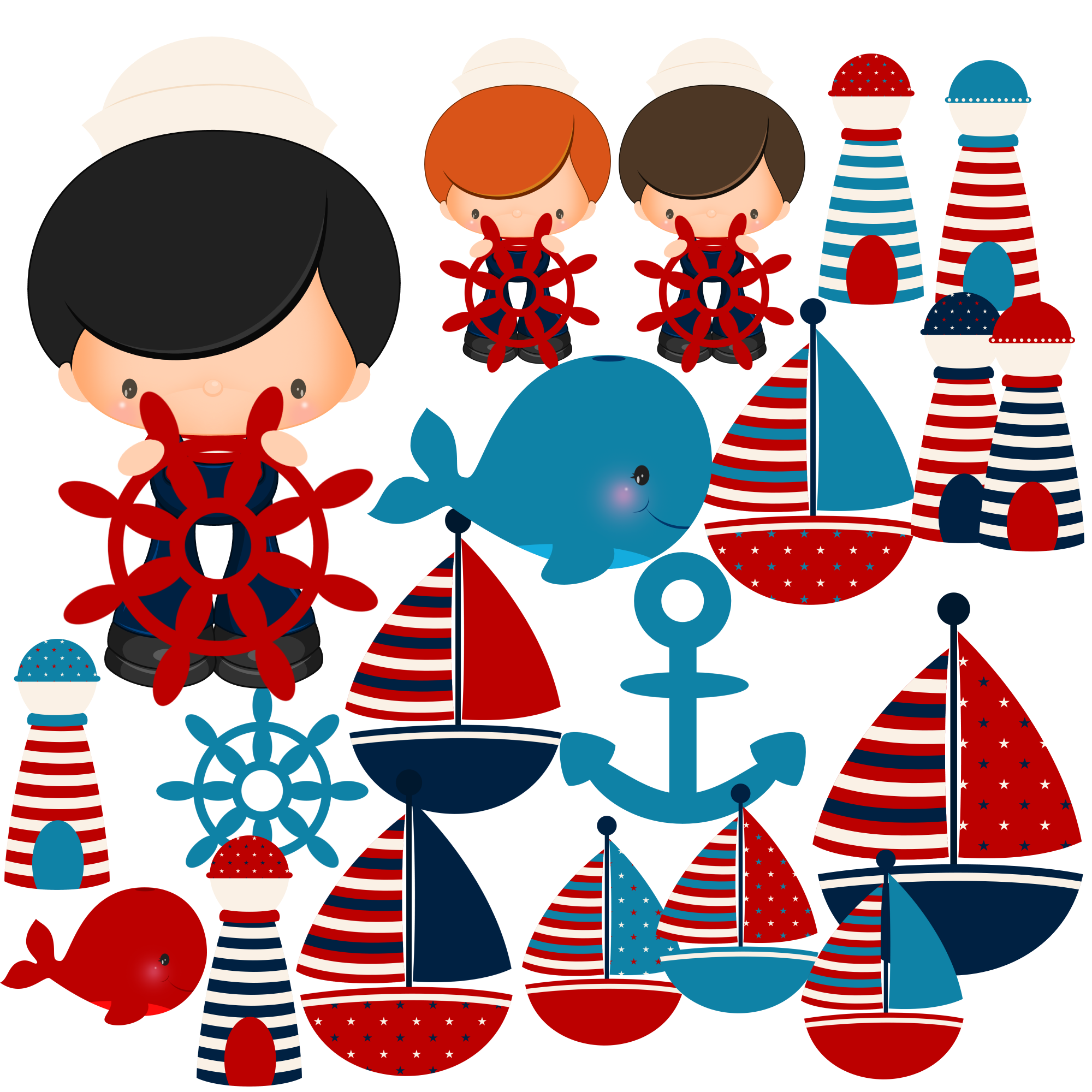 Nautical clipart number. Free png transparent images