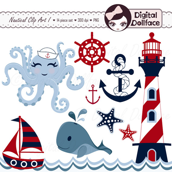 Nautical clipart number. Summer anchor whale sailboat