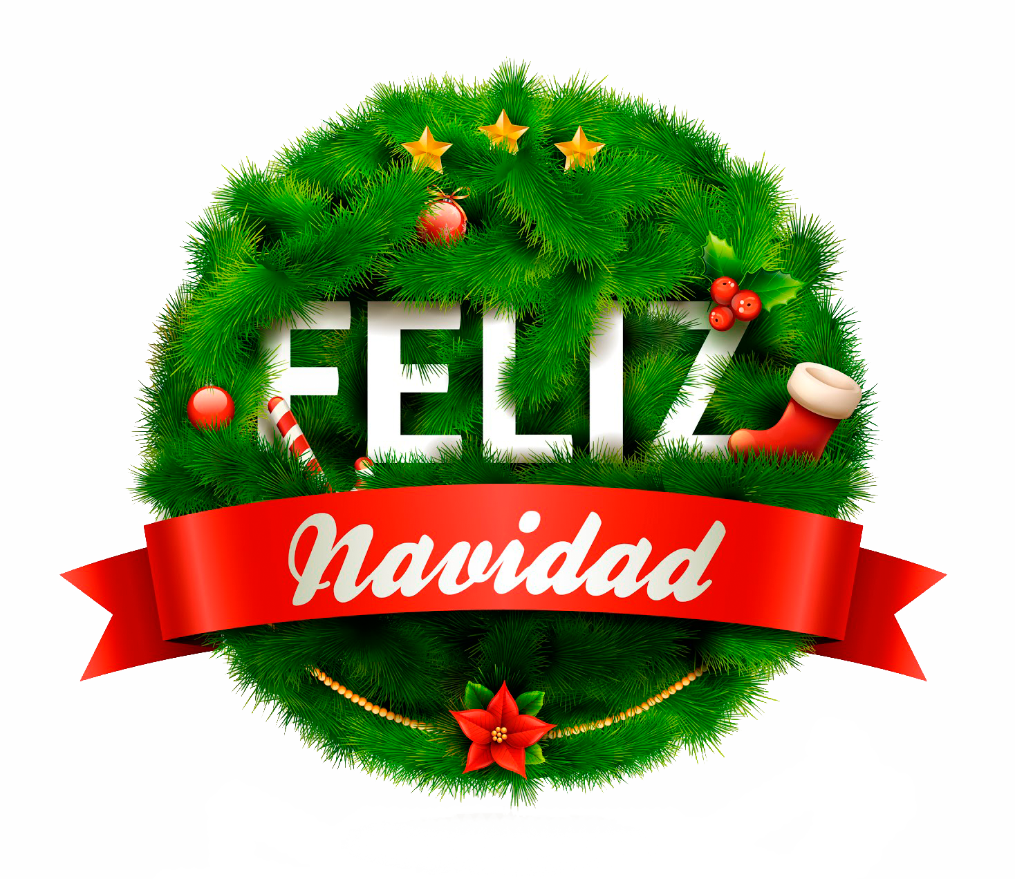 Feliz y pr spero. Navidad 2016 png png royalty free download