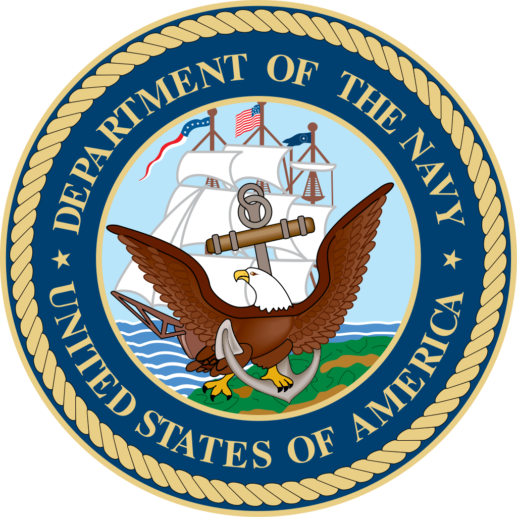Navy logo png. File seal of the