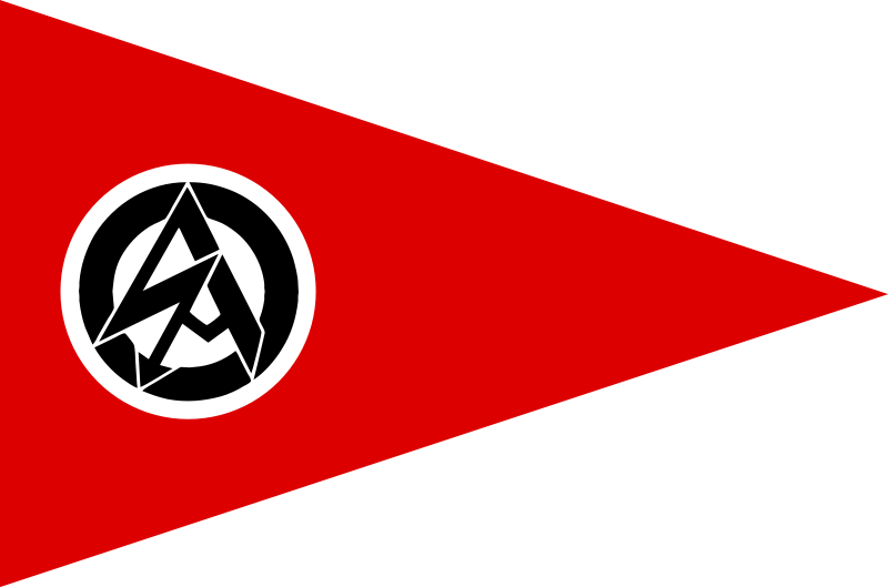 Nazi banners png. Historical flags of our