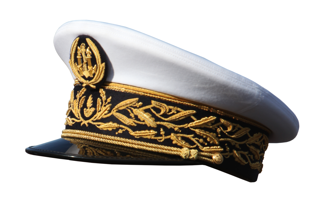 captain hat png