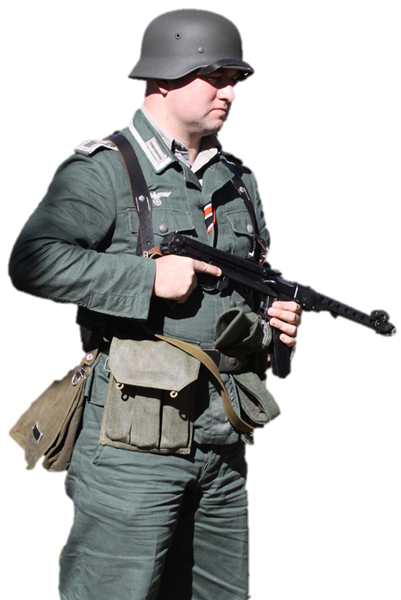 German soldier png. Infanterie division required