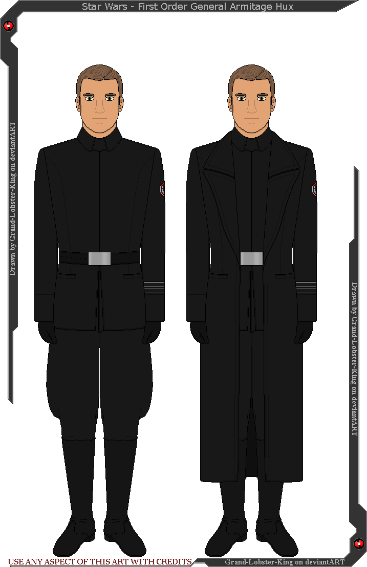 Nazi outfit png. Star wars first order