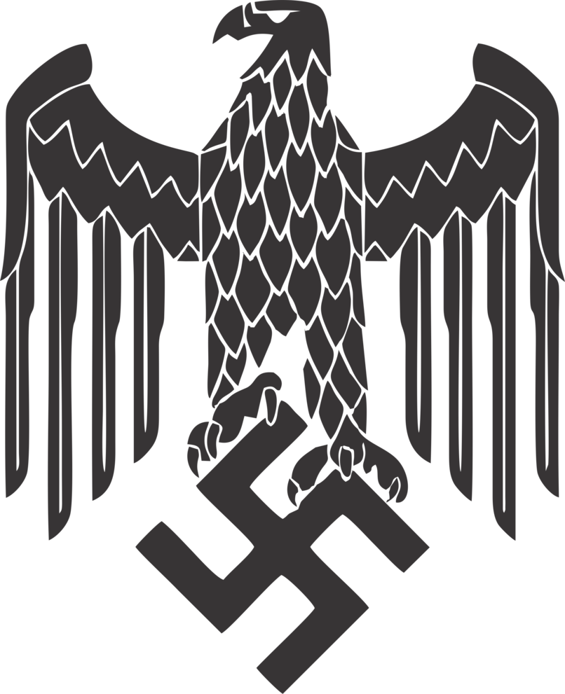 hitler vector art