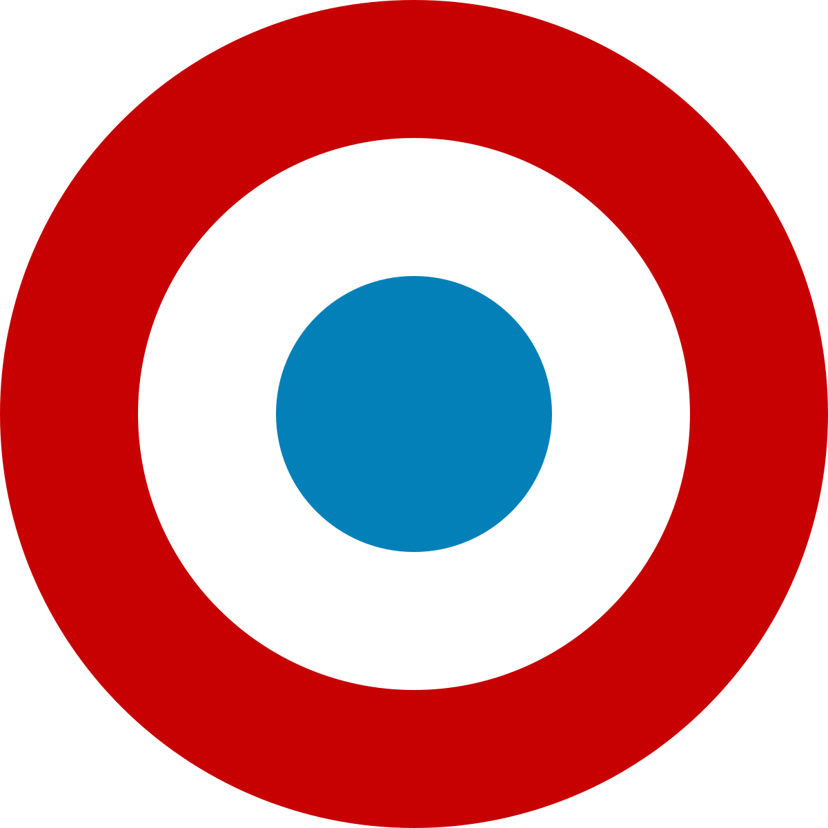 Nazi transparent roundel. History of the arm