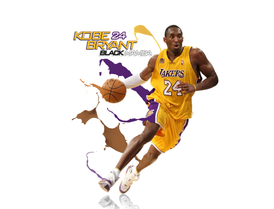 Nba clip kobe bryant. Los angeles lakers basketball