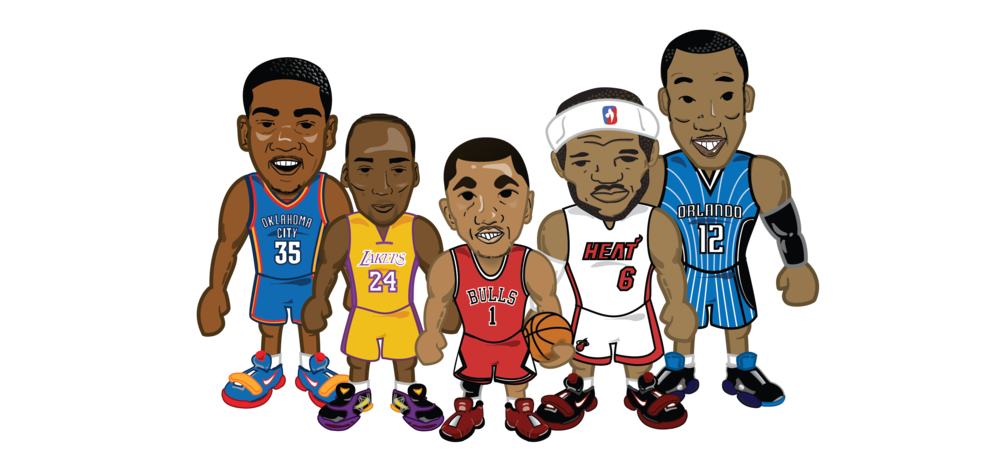 15 Nba Drawing Cartoon For Free Download On Ya Webdesign