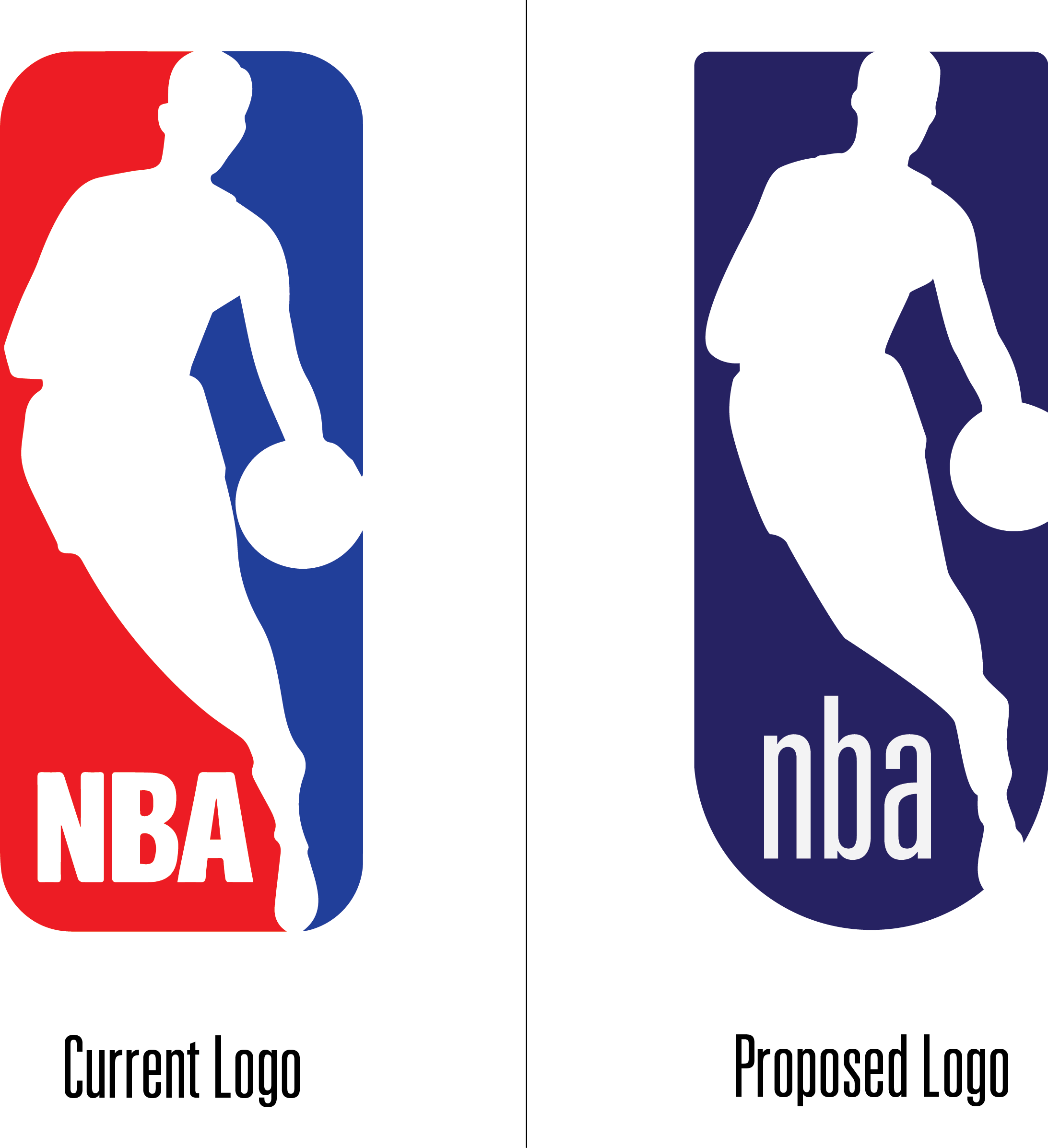Nba logo png. Compairison baronvongoodness in redesign