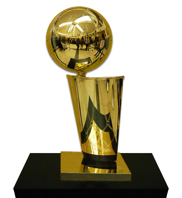 Nba trophy png. Image pro sports teams