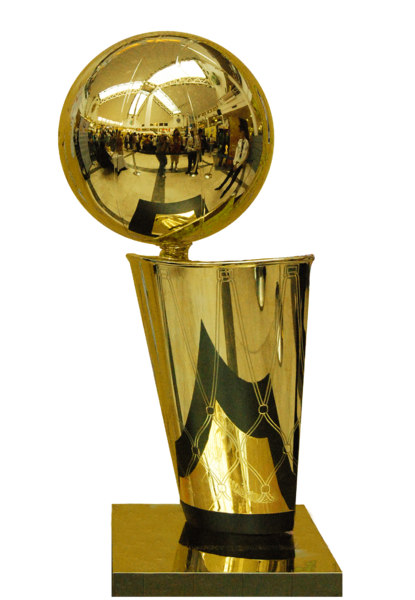 Nba trophy png. The larry o brien