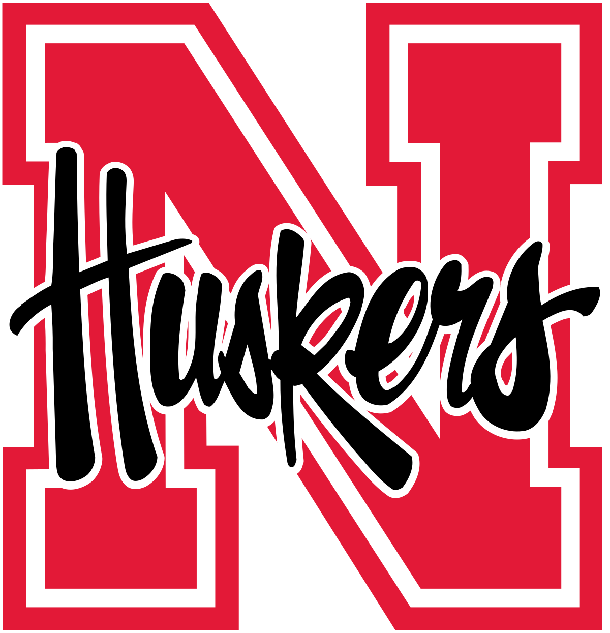 Nebraska football logo png. Cornhuskers team wikipedia