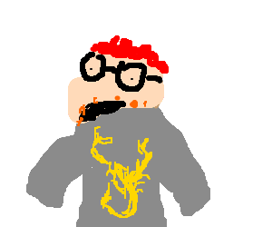 Neckbeard drawing gaming. Autistic neckbeards don drive