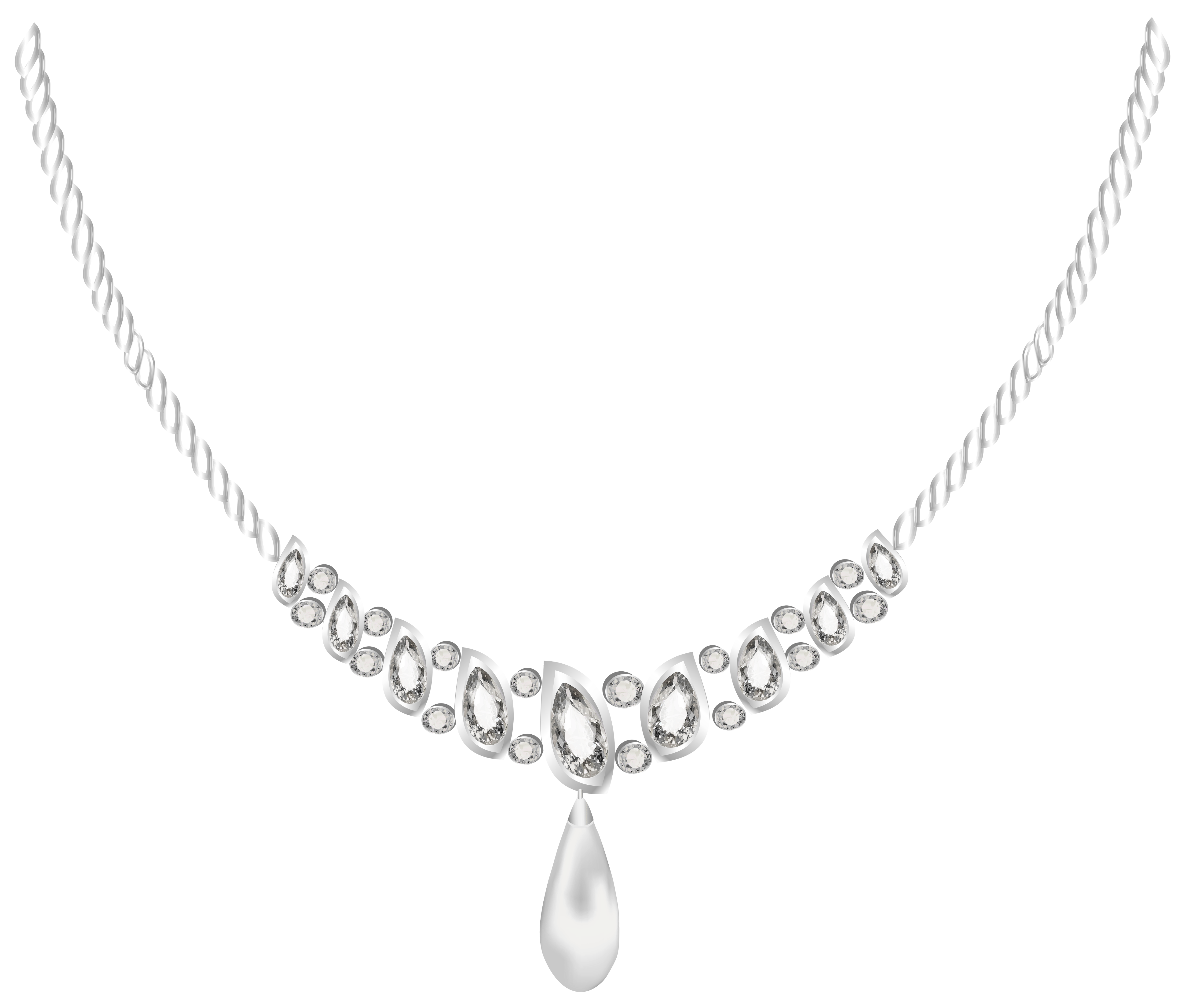 Necklace clipart neklace. Transparent png picture gallery