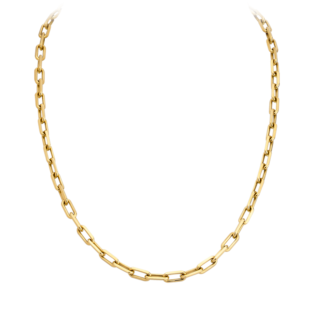 cartoon chain necklace png
