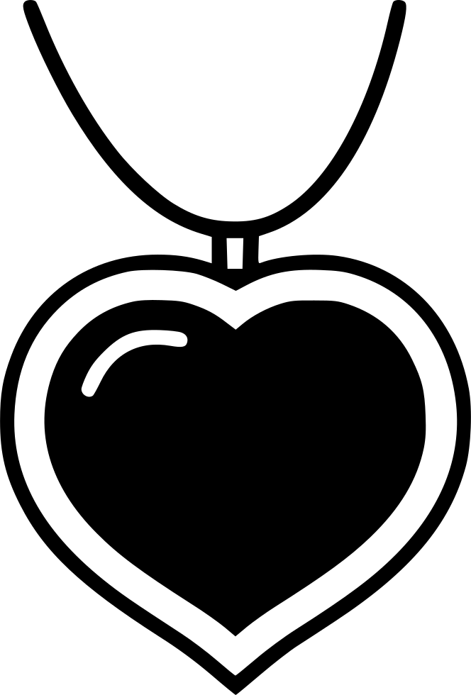Necklace svg male. Png icon free download