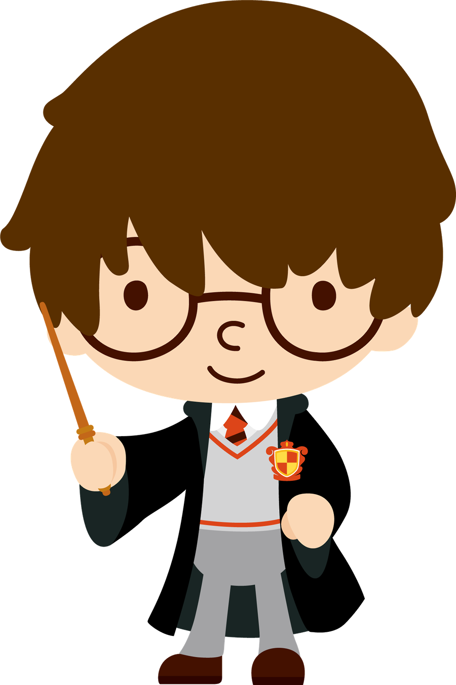 Necktie drawing harry potter. Minus clipart monsters magician