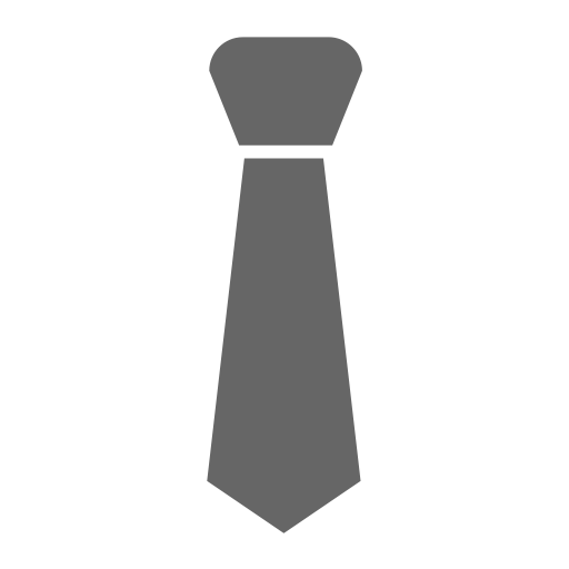 Necktie vector suit. Svg tie icons