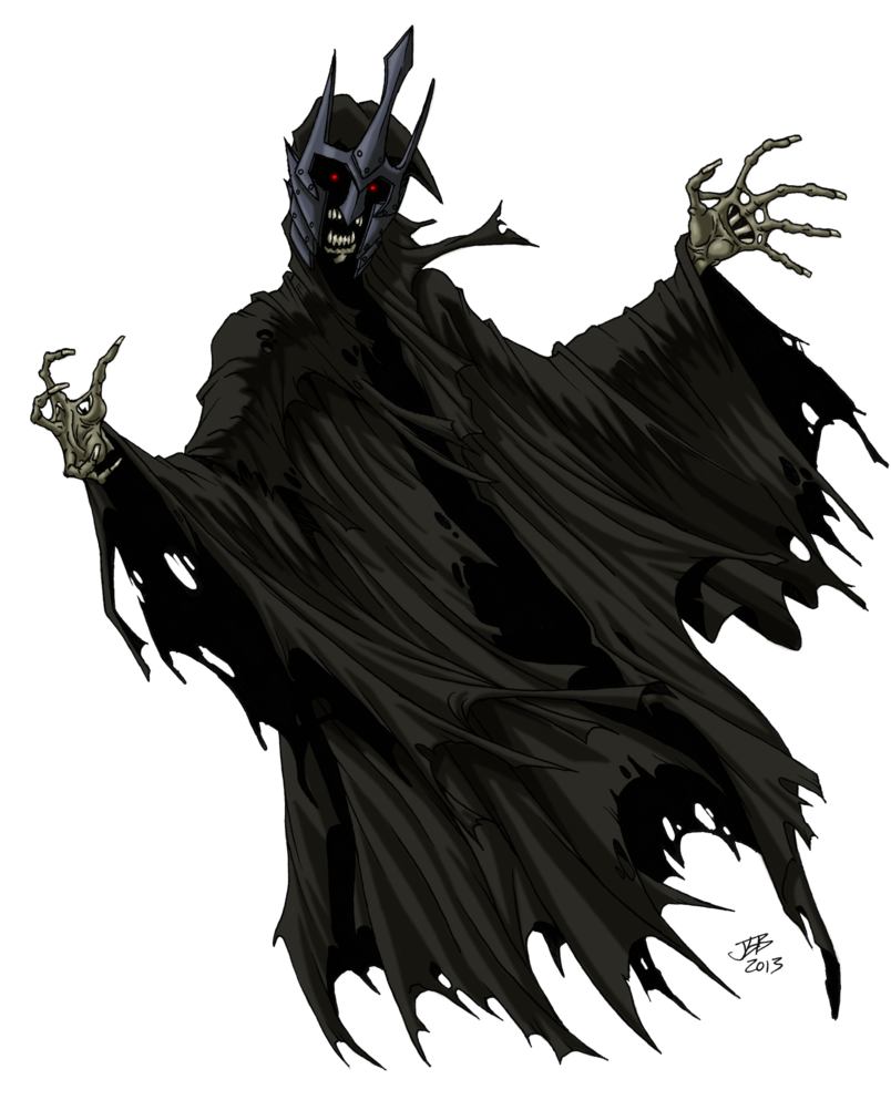 Necromancer drawing robed. Wraith if a does