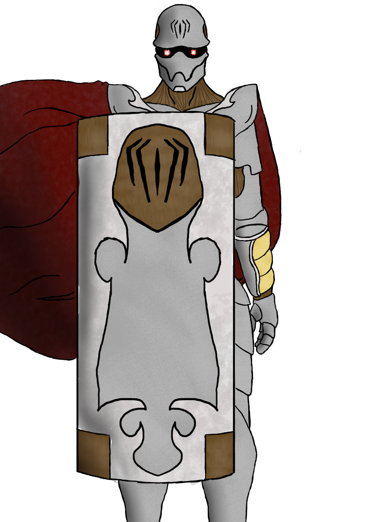 Necromancer drawing warforged. Cousin gary new of