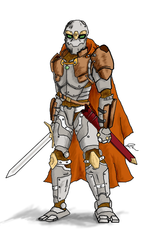 Necromancer drawing warforged. Pinterest characters character ideas