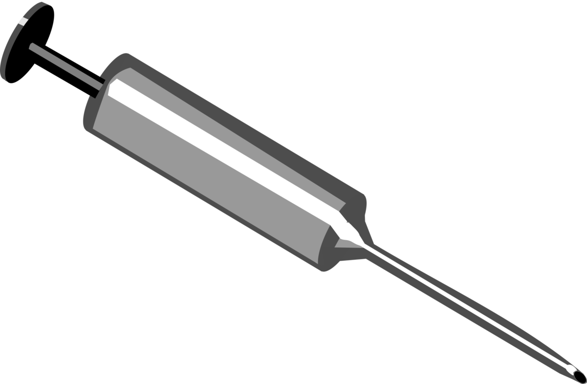 Needle shot png. Hypodermic injection syringe computer