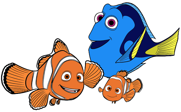 Nemo and dory png. Finding clip art disney