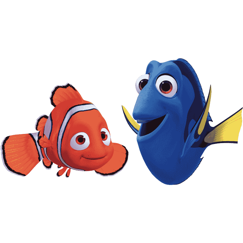 Nemo and dory png. Marlin clip art transprent