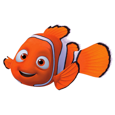 Nemo clipart finding nemo. Close up transparent png