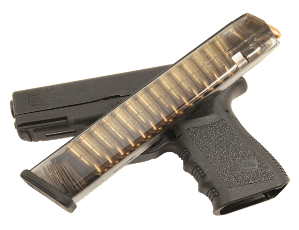 Weapon clip 30 caliber magazine. Elite tactical systems group