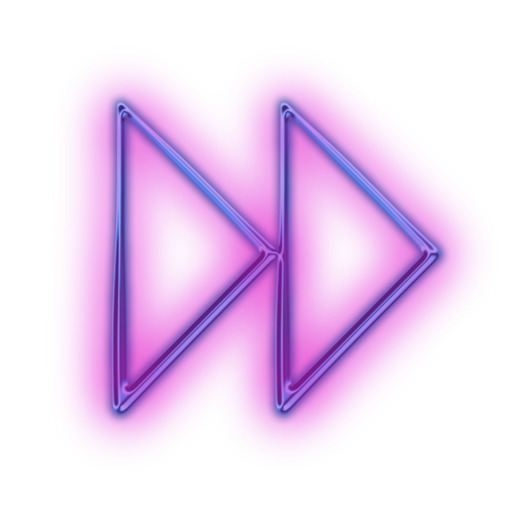 Neon arrow png. Tumblr translucent purple arrows