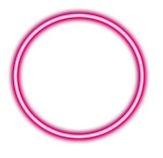 Neon circle png. Transparent images pluspng circulo