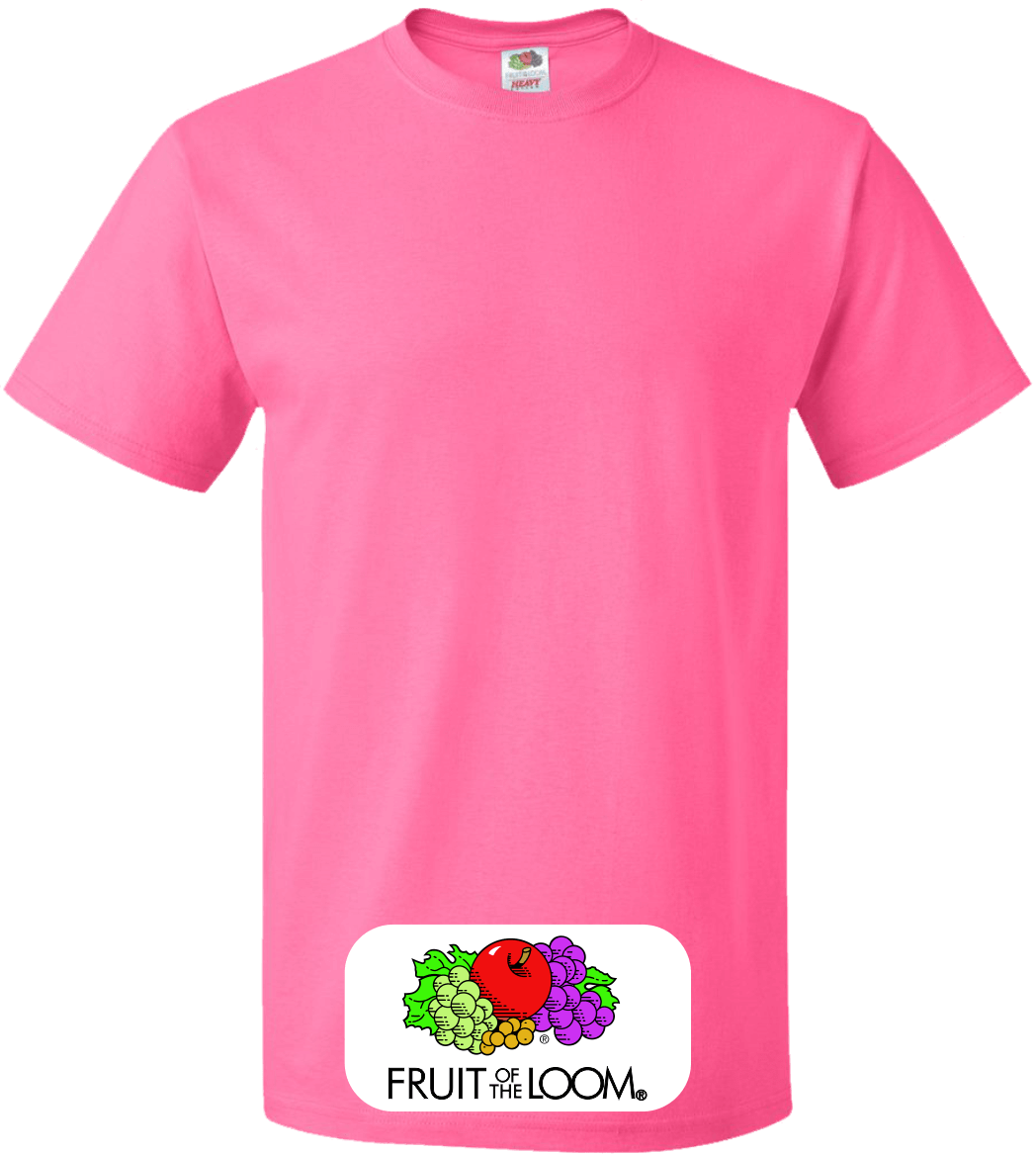 Neon clothes png. Custom t shirts screen