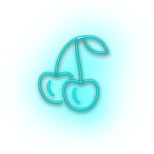 Neon icon png. Icons to download blue