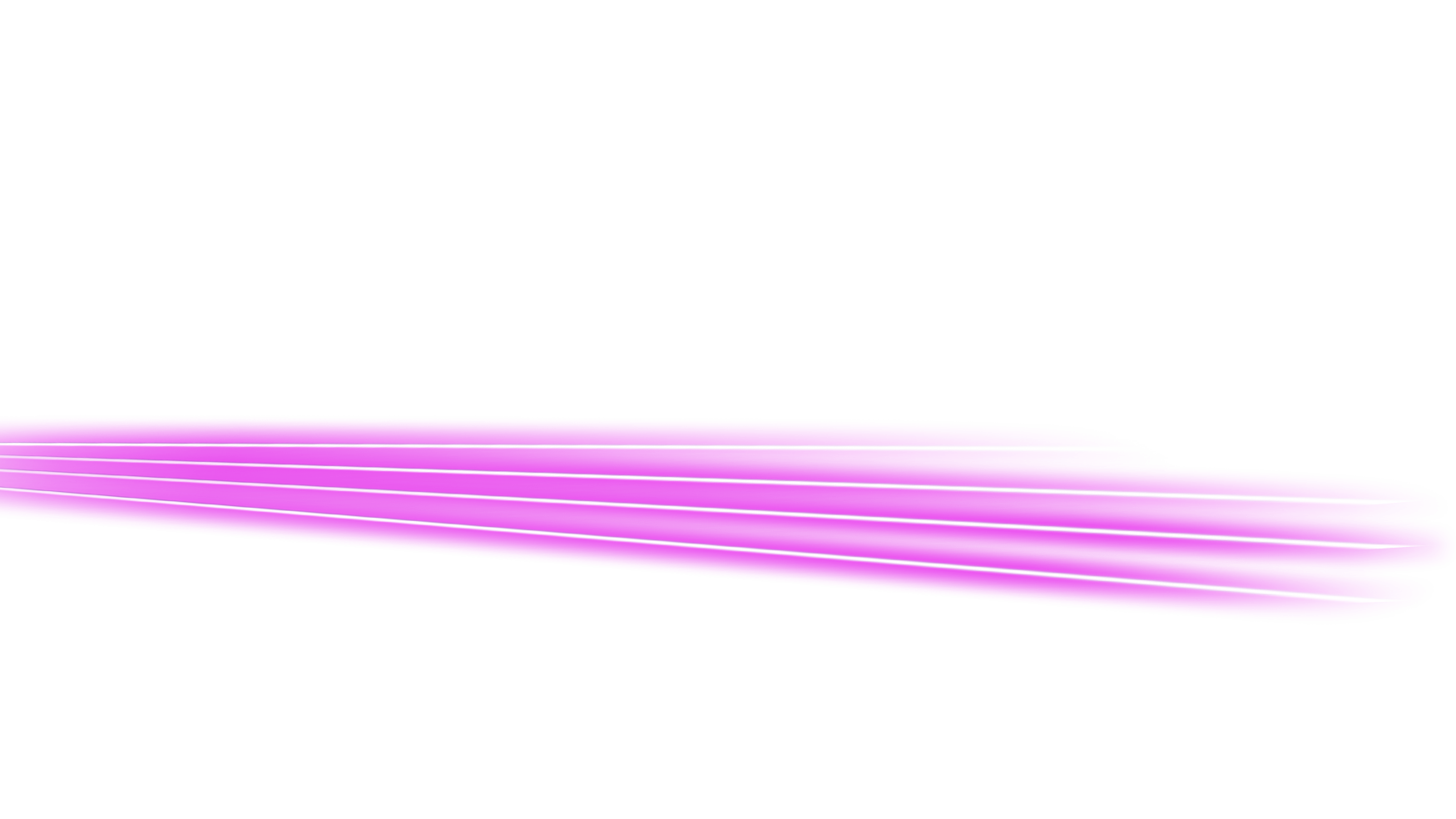 Neon light png. Line image