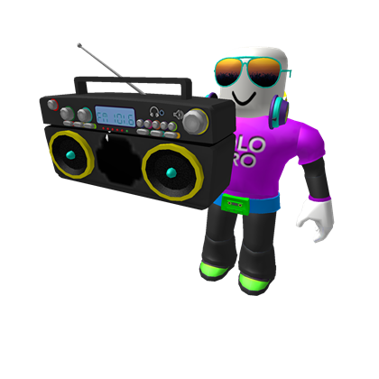 Neon party png. Image guy roblox wikia